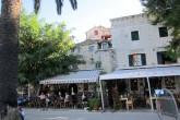 Restaurants, Cafes und Konobas entlang der Strandpromenade von Cavtat