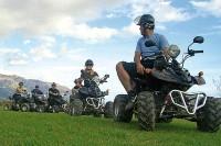 ATV Safari mit dem Quad