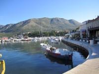 Die Bucht Tiha im Zentrum von Cavtat
