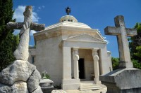 Mausoleum der Familie Račić