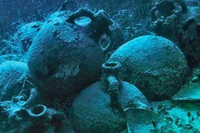 Tauchen in der Unterwasserwelt von Cavtat