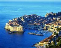 Dubrovnik - Festung Hl. Johann & Hafen
