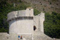Dubrovnik - Festung Minceta
