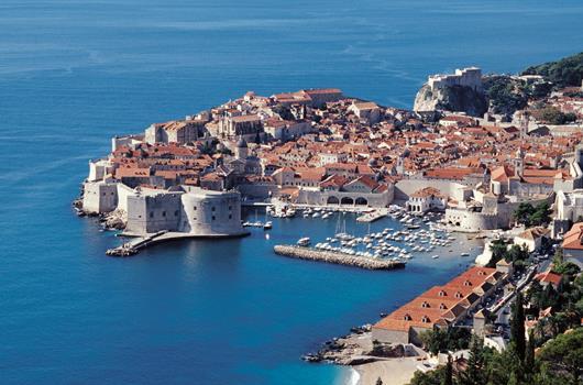 Dubrovnik - Dalmatien - Kroatien