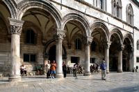 Dubrovnik - Fürstenpalast - Rektorenpalast