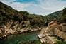 Strand, Insel Lastovo, Kroatien