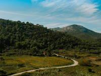 Insel Lastovo - Fahrradfahren