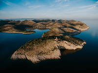 Insel Lastovo - Leuchtturm Struga
