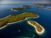 Insel Lastovo - Militärische Einrichtungen