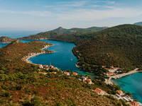 Insel Lastovo - Ort Pasadur