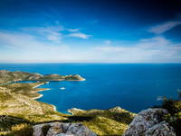 Insel Lastovo - Skrivena Luka