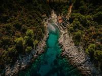 Insel Lastovo - Strand Skrivena Luka Portorosso