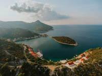 Insel Lastovo - Zaklopatica