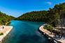 Bucht, Insel Mljet