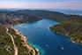 Insel Mljet, Kroatien