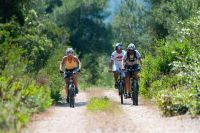 Lumbarda - Radfahren