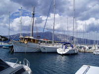 Hafen Lumbarda