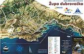 Mlini - Zupa Dubrovacka - Karte Detail