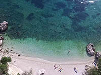 Mlini - Strand Soline