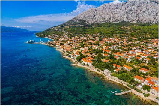 Orebic - Dalmatien, Kroatien