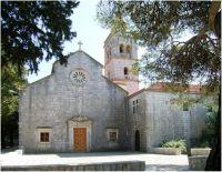 Orebic - Kirche Muttergottes Delorite