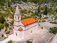 Ploce - Kirche