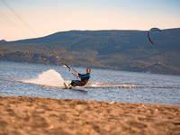 Ploce - Kitesurfing