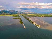 Ploce - Neretva Delta & Flusstal