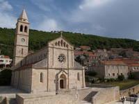 Kirche d. Hl. Jungfrau der Reinheit in Smokvica