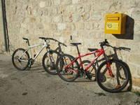 Ston - Radfahren