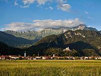 Kobarid, Soca Tal - Slowenien