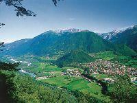 Tolmin, Soca Tal, Slowenien