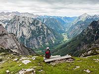 Trenta, Soca Tal - Slowenien