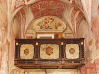 Burg von Bled - Burgkapelle