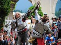 Burg von Bled - Theatergruppe Gasper Lambergar