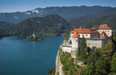 Burg, See, Insel & Ojstrica