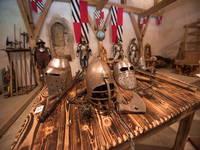 Museum - Ausstellung, Predjama Burg