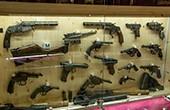Waffenausstellung 1. Weltkrieg