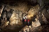 Höhlenbesichtigung Burg Predjama
