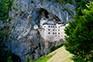 Burg Predjama - Höhlen