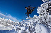 Winter - Ski fahren