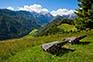 Logar Tal - Aussichtspunkt na Klemencem