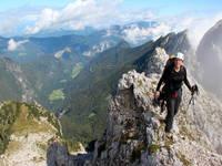Bergwandern, Bergsteigen - Logar Tal