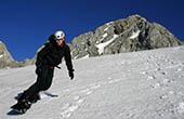 Snowboard Okreselju