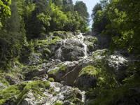 Wasserfall Palenk