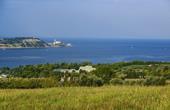 Strunjan - Aussicht bis Piran