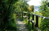 Landschaftspark Strunjan - Wanderpfad