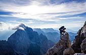 Bergsteigen Triglav Nationalpark