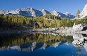 Triglav Seen - Doppelsee