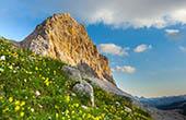 Berg Zelnarica, Nationalpark Triglav